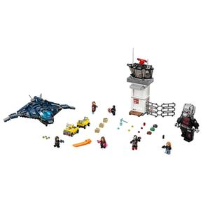 Héroes En De Batalla Los Lego 76051 Súper Superhéroes Aeropuerto El hxtQrCds