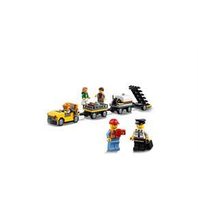 Lego Pasajeros 60104 De City AeropuertoTerminal 2DE9WIH