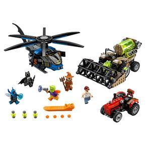 76054 BatmanCosecha Del Héroes Terror Súper De Lego Scarecrow tshQdrC