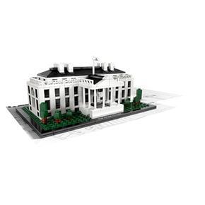 Lego Architecture 21006 La Casa Blanca 8nwPOkX0