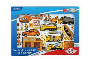 Garaje Vehículos 4r 72 1 Con Ciudad q4c5A3RLj