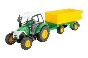 Tractor + Remolque 1:27