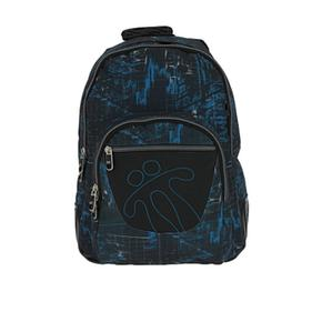 Totto – Mochila Escolar Crayola Negro Y Azul
