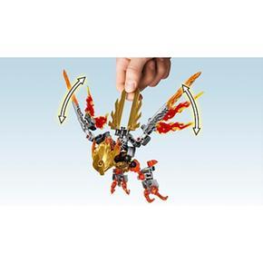 IkirCriatura Fuego Lego Bionicle Del 71303 CxBrdoe
