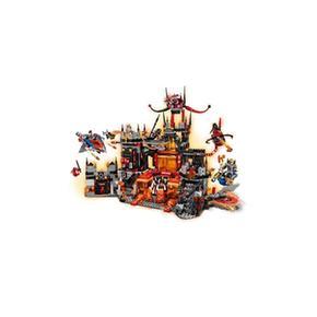 Volcánica Knights De 70323 Jestro Nexo Lego Guarida wNX8n0POk