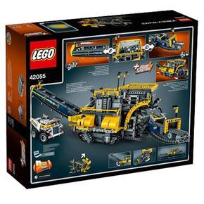 Lego Technic Cangilones Excavadora De 42055 SUVzqMpG