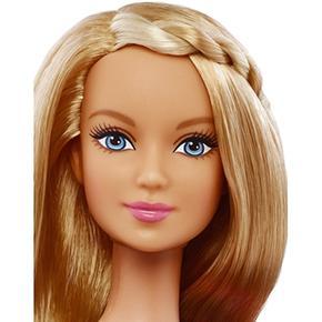 Muñeca Barbie Fashionista Negro Flores Vestido Con 4j35qRcALS