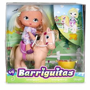 Con Barriguitas Poni Muñeco Poni Accesorio Muñeco Barriguitas Con Accesorio Barriguitas 8nw0OPk