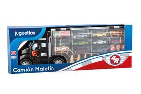 4r Con Camión Camión 4r Maletín Coches A35j4RLq