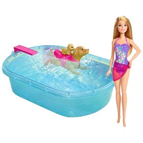 Barbie – Piscina De Perritos