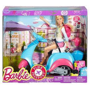 Y Su Y Scooter Barbie Su Scooter Y Barbie Y Barbie Scooter Su Barbie Su JK1lFc