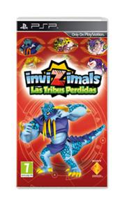 Tribes Psp Psp Invizimals Lost Invizimals sdhQrtCxB
