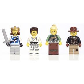Warriors Minifiguras Lego De Colección Lego SqVUzpMG
