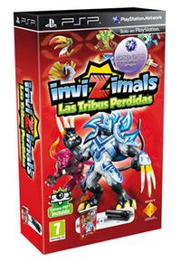 ConsolaJuego Invizimals Tribes Cámara Psp The Lost zMVqUpGS
