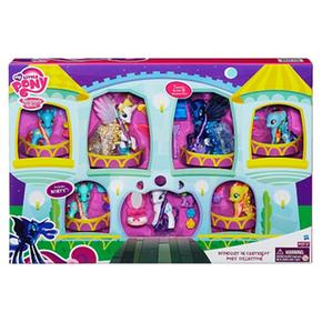 Medianoche En Little Pony Canterlot My Ponys Pack FKJ31uTcl