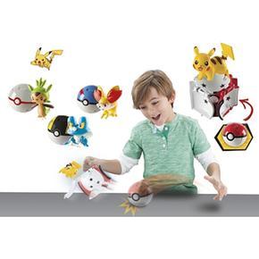 Pokémon – Pokeball Thrown Pop (varios Modelos)