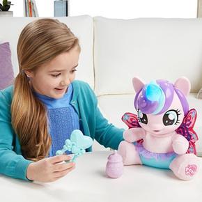 Heart Pony My Little Bebé Flurry TF3K5u1Jcl