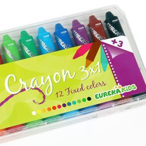 Crayon Silky Colores Ceras Crayon Ceras 12 Colores 12 Silky rdCQtsh