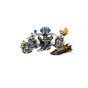 Súper Intrusos La Héroes Lego Batcueva En 70909 shQdrCBtxo