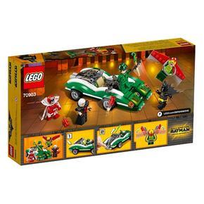 Súper 70903 Lego Héroes De Riddler Misterioso Coche The QshxdrtC