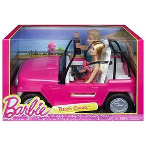 Ken Barbie Coche Y De Playa N0P8wkZnOX