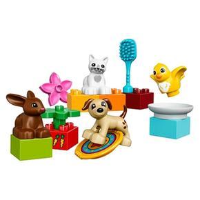 Mascotas Lego Familiares Duplo 10838 Lego Duplo Y76bgyf