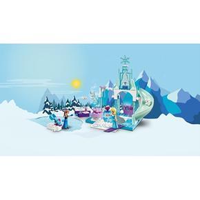 De Invernal Anna Elsa Zona 10736 Juegos Lego Junior Y rsdBtQCxho