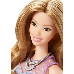 Vestido Barbie Fashionista Muñeca In Lilalovely Lilac uK31lcFJT5