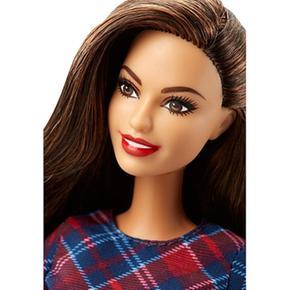 Corto Escocés Plaid Muñeca Amarilloplaid Barbie On Fashionista Pantalón yO80wNvmn