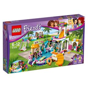 Lego Friends – Piscina De Verano De Heartlake – 41313