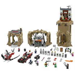 De Lego Héroes Batman Súper 76052 Batcueva Clásico Tv WHYED29I