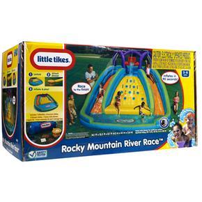 Little Agua Hinchable Rocky Mountain River Tikes Con P8n0wOk