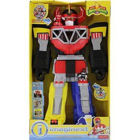 Rangers Power Megazord Fisher Transformador Imaginext Price yI7fvgYb6