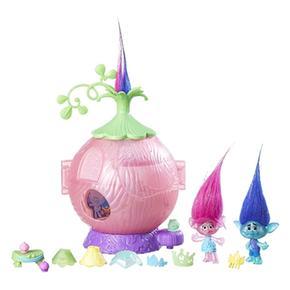 De Coronación Poppy Trolls La Princesa kZiuXP