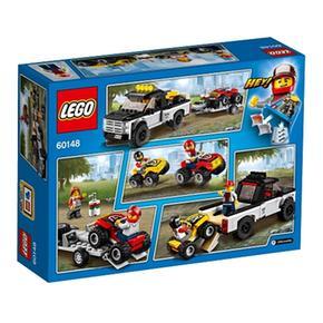 Del City Lego 60148 Equipo Carreras De Todoterreno H29WYDIE