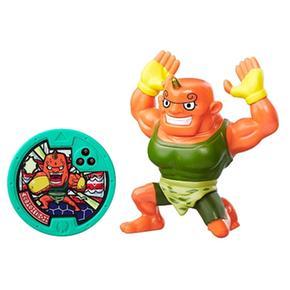 Sgto Figura Con Yo kai Jayán Medalla Y6gf7ybv