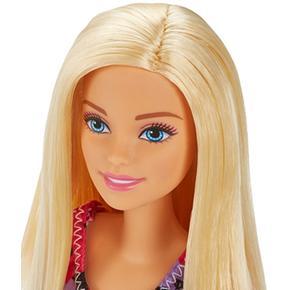 Grandes Muñeca Chic Vestido Barbie Flores Rubia Rosa Y Morado l1JKcTF3