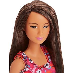 Y Barbie Flores Naranja Blanco Muñeca Vestido Morena Chic DHYeW9E2I