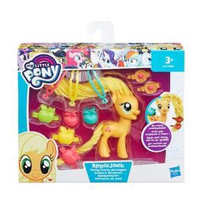 My Applejack Little Pony Peinados De Gala gf76by