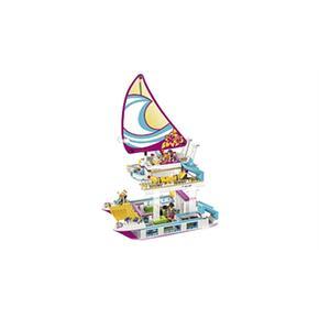 Catamarán Lego Friends Lego Tropical 41317 SMqzVUp