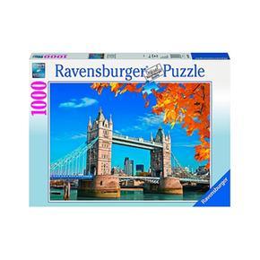 Ravensburguer – Vista Del Puente De Londres – Puzzle 1000 Piezas