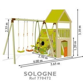 Area De De Juegos Sologne Soulet Sologne Area Juegos HEYDW2I9