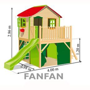Fanfan Soulet De Madera Casita 0wOPX8nNk