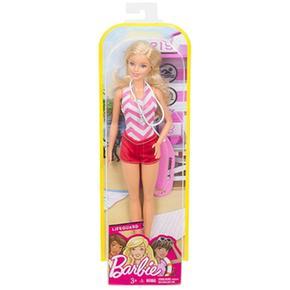 Yo Socorrista Muñeca Puedo Barbie Ser AjL45R