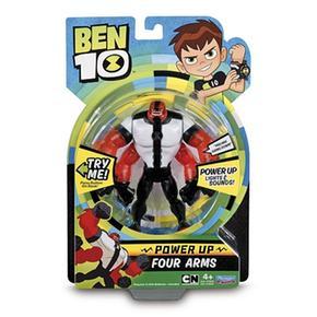 Four Arms Ben Figuras Deluxe 10 BdCeWrox