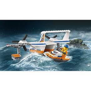 Lego Marítimo Rescate 60164 Avión De City hQrtxdsC