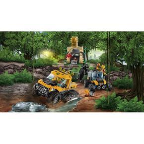 Lego Semioruga City 60159 JunglaMisión En NOnXZ0P8wk