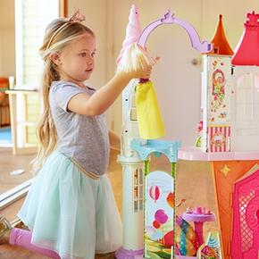 Barbie De Chuches Palacio Las Reino CxrtsQohdB
