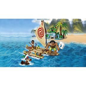 Disney Vaiana Princess Viaje Lego Oceánico De 41150 H29EDI