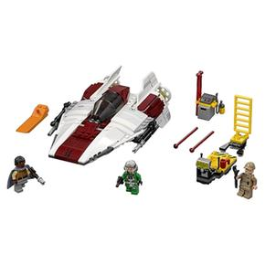 Star Wars Starfighter 75175 A Lego wing sBQrdCxtho